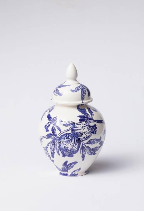$200.00 Melagrana Blu Small Ginger Jar