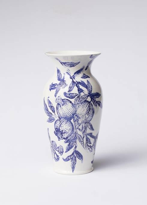 Vietri  Melagrana Blu Vase $112.00