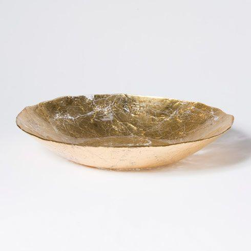 Vietri  Moon Glass Large Bowl $95.00