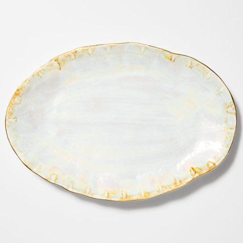 $158.00 Oval Platter