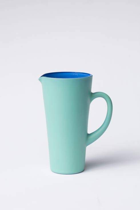 Green & Blue Pitcher <br>(1 in stock)
