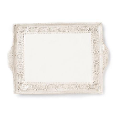 Rectangular Handled Platter