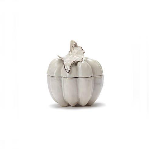 Natura Small Covered Pumpkin image