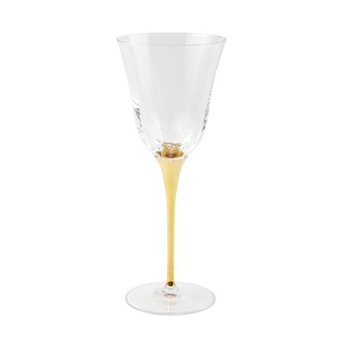 $28.00 Stem Water Glass