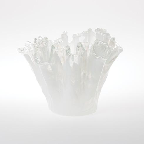 $74.00 Onda Glass Organic Vase