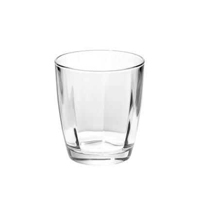 $20.00 Clear Double Old Fashioned