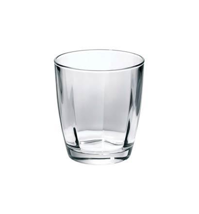 Vietri Optical Original Smoke Gray Double Old Fashioned $20.00