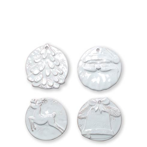 Vietri  Ornaments Assorted Seasonal Ornaments $69.00