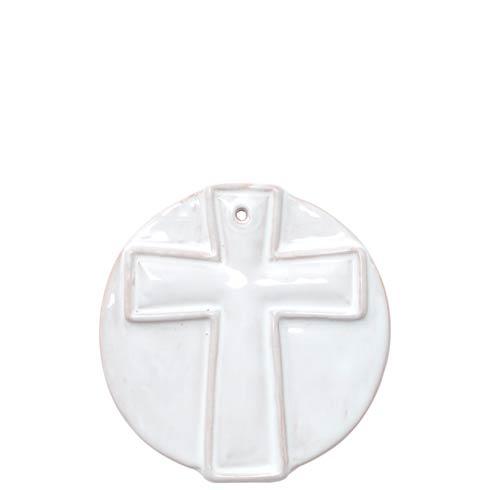 $21.00 Simple Cross Ornament