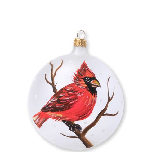 VIETRI  Ornaments Cardinal Ornament $46.00