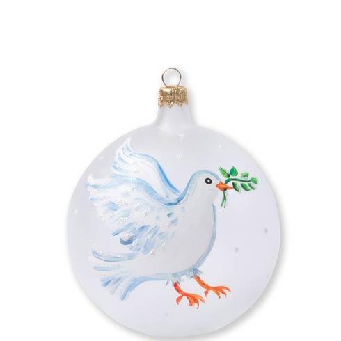 Dove Ornament