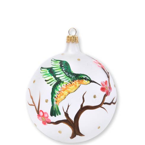 $46.00 Hummingbird Ornament