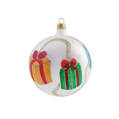 $40.00 Gifts with Ribbon Ornament