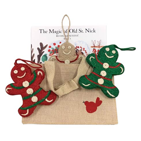 $19.95 The Magic of Old St. Nick: Buon Appetito Children\'s Book