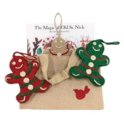 $51.00 Old St. Nick: Buon Appetito Gift Set