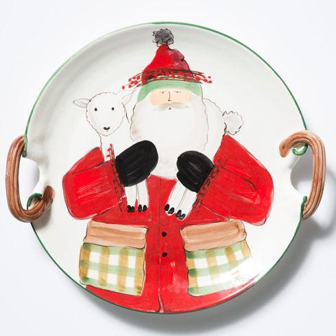 2017 Limited Edition Handled Round Platter image