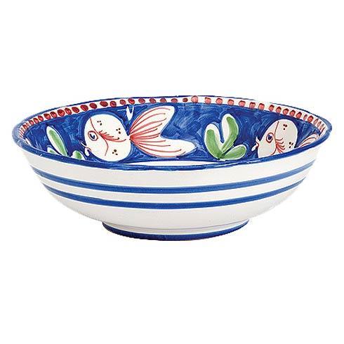 Vietri Campagna Pesce (Fish) Large Serving Bowl $134.00