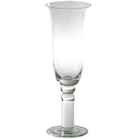 $32.00 Puccinelli Glass Classic Champagne