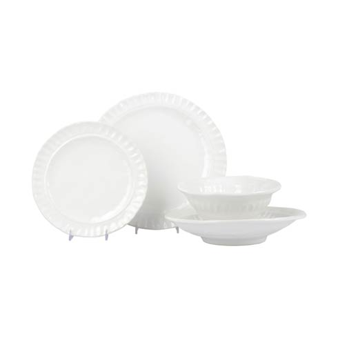 $170.00 Four-Piece Place Setting