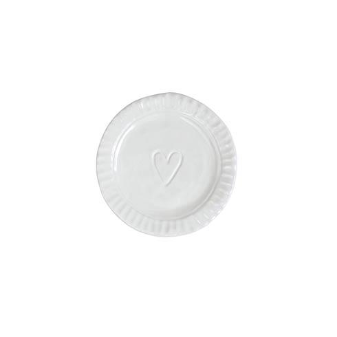 $24.00 Heart Plate