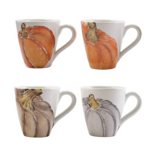 $156.00 Assorted Mugs - Set of 4