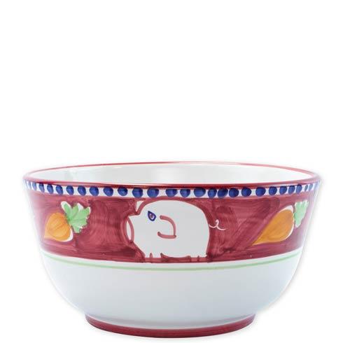 VIETRI Campagna Porco Deep Serving Bowl $189.00
