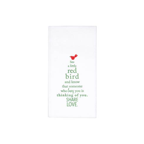 $15.00 Holiday Tree Guest Towels (Pack of 20)
