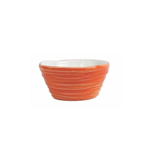 $27.00 Orange Ramekin