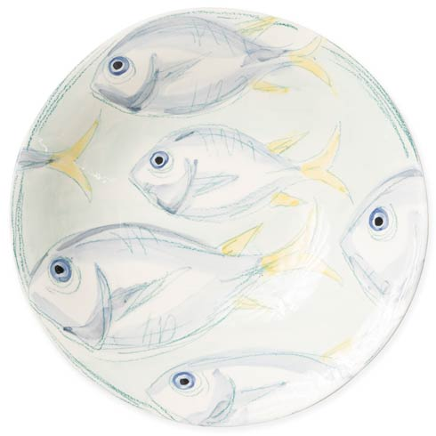 Vietri  Pescatore Large Serving Bowl $175.00