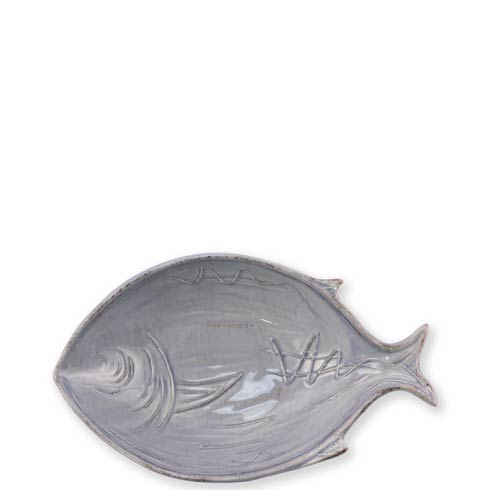 $42.00 Pescatore Gray Figural Small Bowl