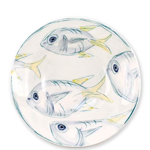 $142.00 Pescatore Medium Serving Bowl