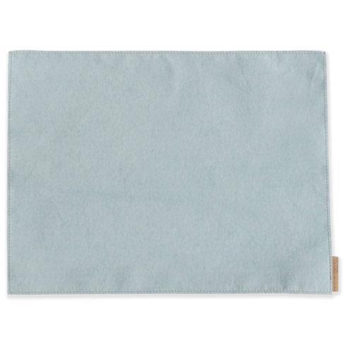 $40.00 Washable Paper Placemats Aqua Placemats - Set of 4