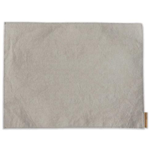 Vietri  Italian Paper Placemats Washable Paper Placemats Gray Placemats - Set of 4 $40.00