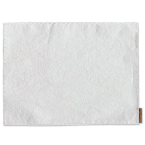 $40.00 Washable Paper Placemats White Placemats - Set of 4