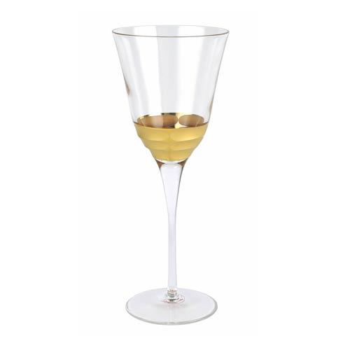 VIETRI  Raffaello Imprinted Wine Glass $28.00