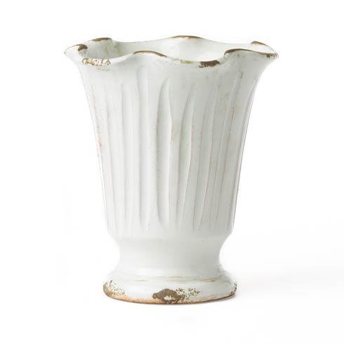 $50.00 Ruffle Vase