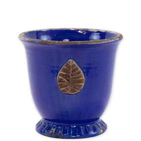 $165.00 Medium Cachepot With Leaf