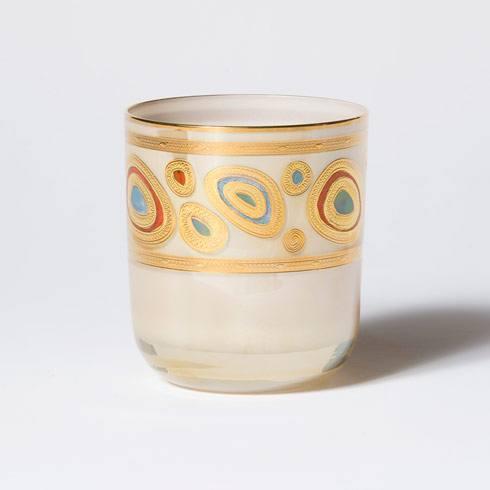 VIETRI  Regalia Cream Double Old Fashioned $67.00