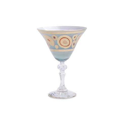 Aqua Martini Glass collection with 1 products