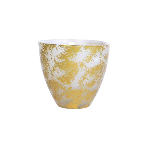 Gold Scattered Votive