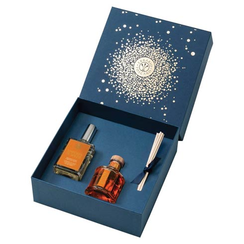 Symphony of Spices 100ml Diffuser & 100ml Home Spray Gift Set