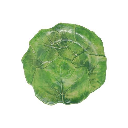 VIETRI  Foglia Stone Salad Plate $54.00