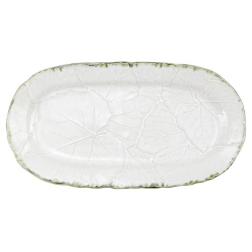 Stone White Small Oval Platter collection with 1 products