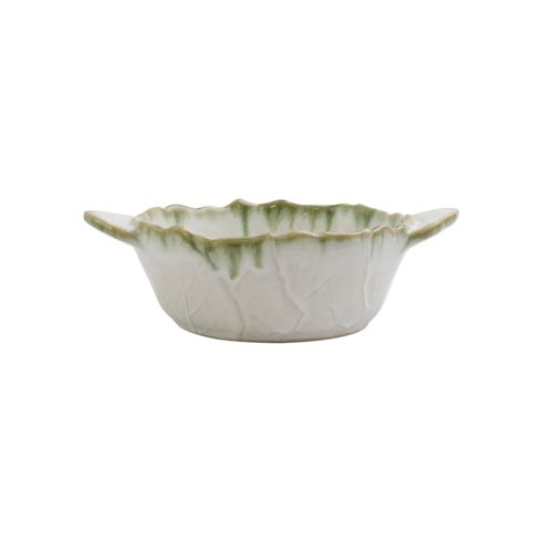 $71.00 Stone White Handled Small Baker