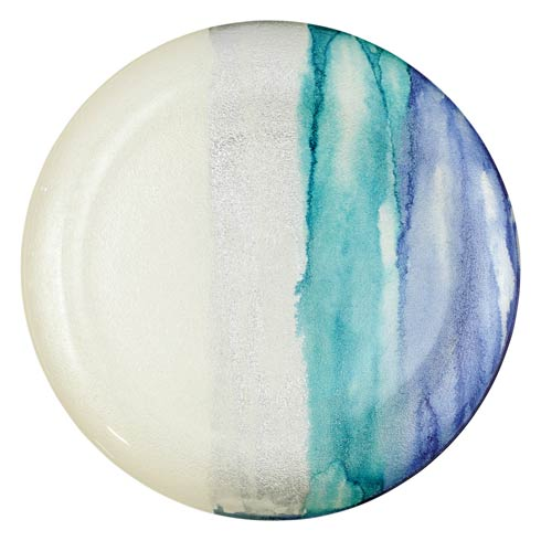 Ombre Round Platter image