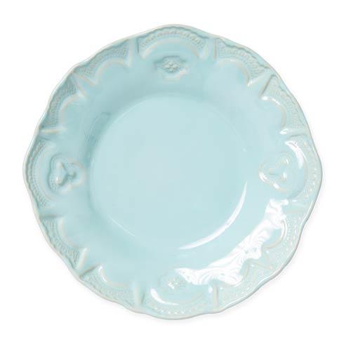 Vietri Incanto Stone Aqua Aqua Lace Pasta Bowl $46.00