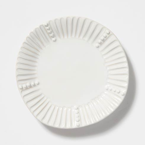 Stripe Salad Plate image