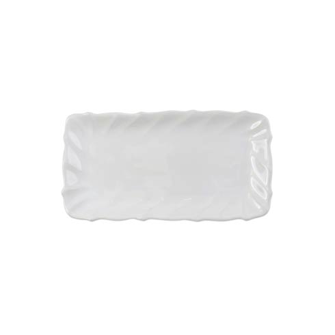 $79.00 Ruffle Rectangular Tray