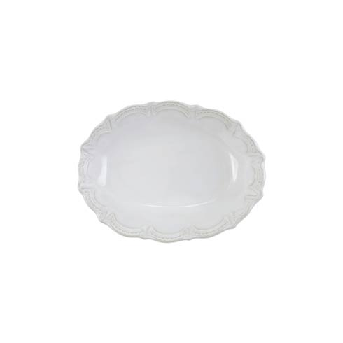 $84.00 Lace Small Oval Bowl