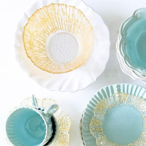 $50.00 Ruffle Cereal Bowl